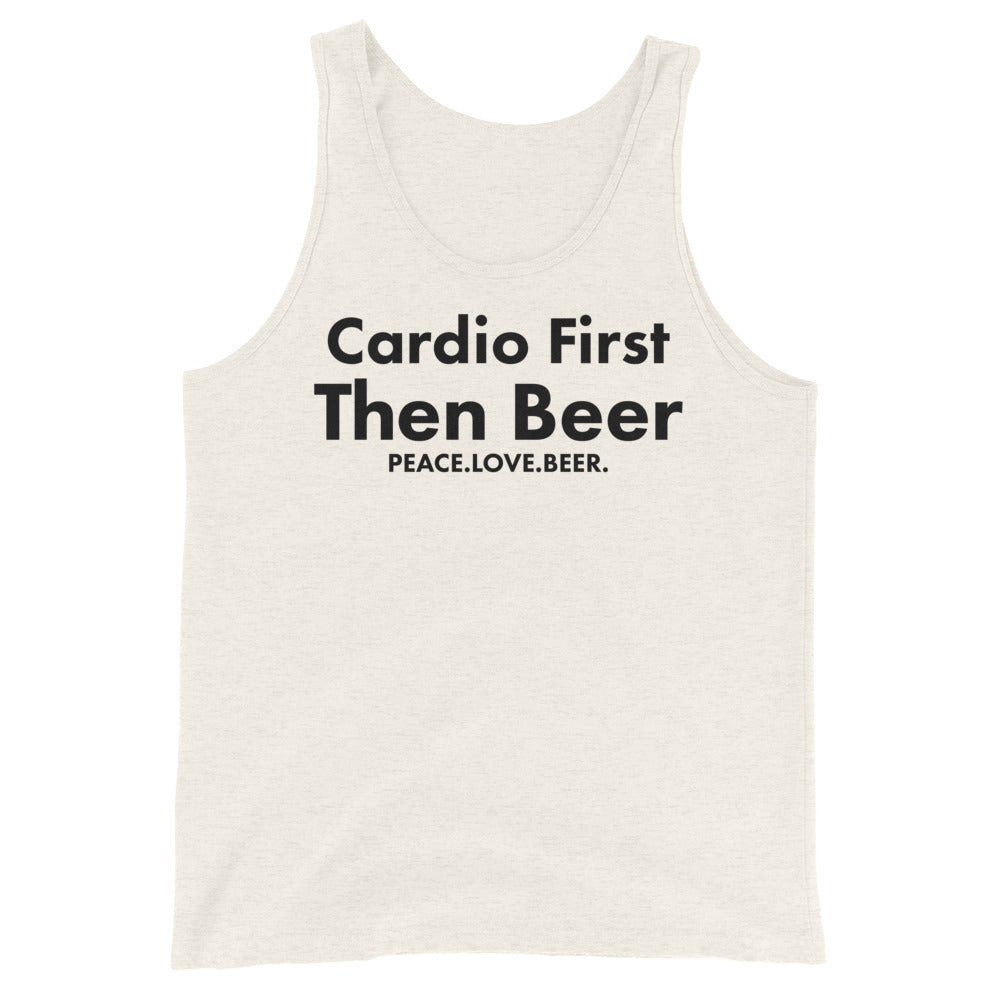 Beer & Fitness - Cardio.First