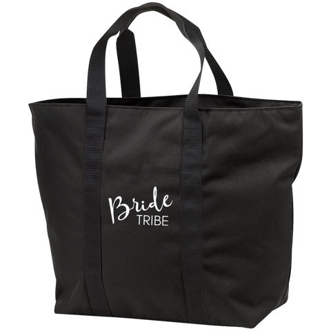 Tote Bag-Bride Tribe