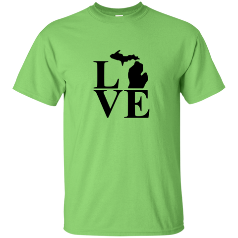 T-Shirt Unisex-Love Michigan