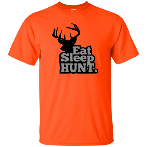 T-Shirt Unisex-Eat Sleep HUNT
