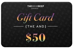 {THE AND} $50 GIFT CARD