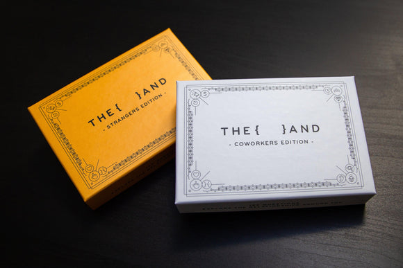 {THE AND} Card Game 2 EDITION BUNDLE