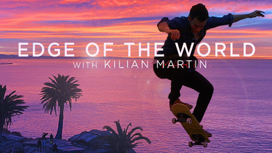 EDGE OF THE WORLD with Kilian Martin