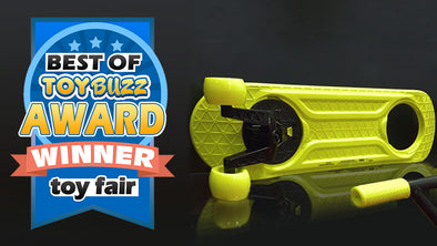 Awarded Best of Toy Fair 2018!