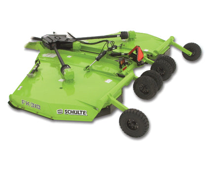 18' Schulte Mower Rental