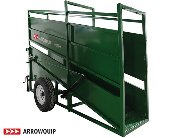 Portable Load Out Chute - Rental