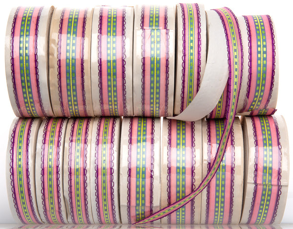Vintage French Wired ribbon Sale