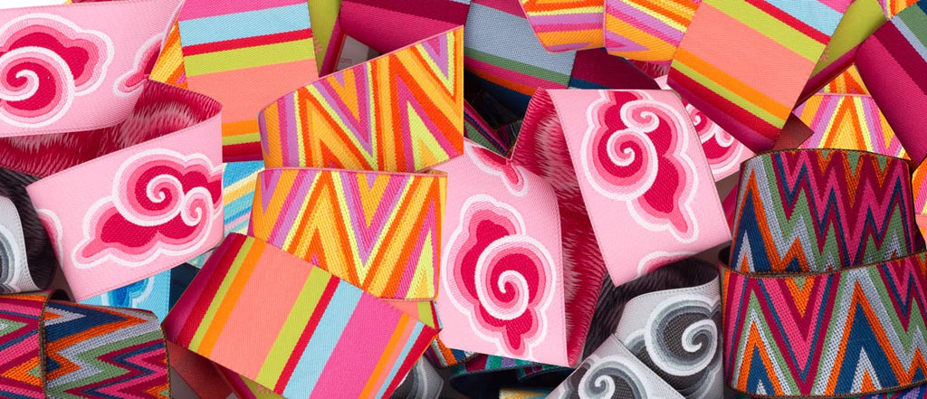 Best ribbon supplier Kaffe Fassett