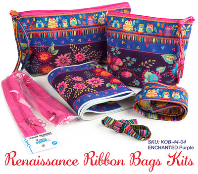 Kit RR bag-Enchanted Purple