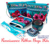 Kit RR bag-Anemone on Blue