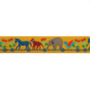 "Animal and Flower train - Sue Spargo - 7/8"" -by the yd"