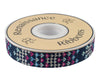 "Navy Prismatic  - Amy Butler - 7/8"" -by the yard"