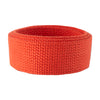 2yd-Orange Cotton Webbing