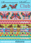 CL-Ribbon Club CL-08- Spring Time