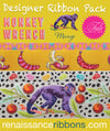Tula Pink-Monkey Wrench Mango-Orange