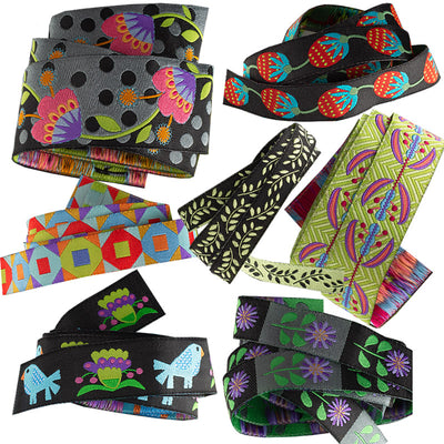 Sue Spargo-Fresh Cut-Designer Ribbon Pack