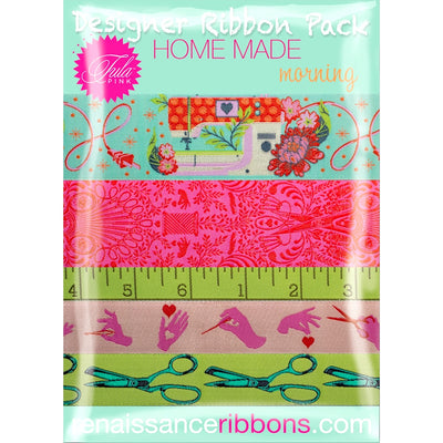 Tula Pink-HomeMade Morning-Designer Pack