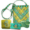 Kit Chevron Ribbon Bag The Winner on Mint