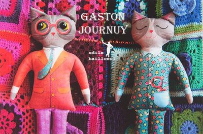Sewing Kit Velvet Gaston Day/Night