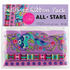 All Stars Purple Raccoons Tula Pink Designer Pack