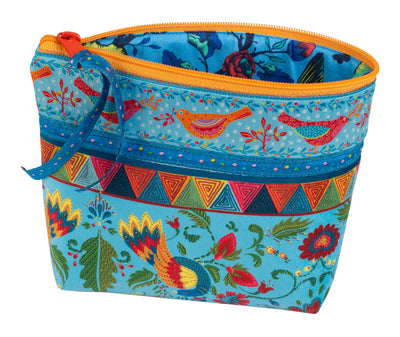 Kit RR bag-Fairytale birds on blue