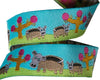 "Hippos  - Sue Spargo - 5/8"" -by the yard"