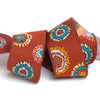 "Rust Plink by Kaffe Fassett - 1-1/2""- by the yard"