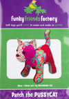 P-Cat Funky Friends Pattern