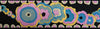 "Floral Kite Ribbon by Kaffe Fassett - 1-1/2""- by the yard"