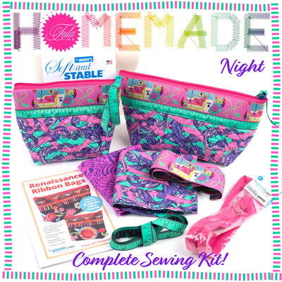 Kit-Zipper Bags-Night HomeMade Tula Pink