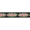"Pink Garland -Mary Engelbreit-7/8"" by the yard"
