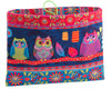 Sewing Kit Velvet I-case Owls