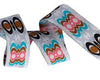 "Totem ribbon - 5/8"" -by the yard"