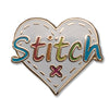 Pin Enamel-Stitch