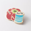 Pin Enamel-Pincushion