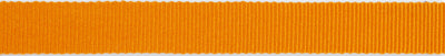Orange Cotton Gros Grain per yd
