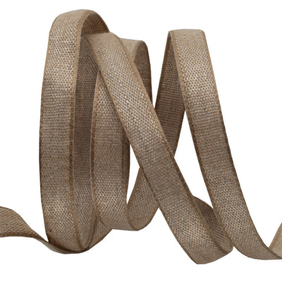 Tan Cotton/Linen Tape