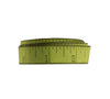 "Measure Twice,Mrng Green-Tula Pink-5/8""-by the yd"