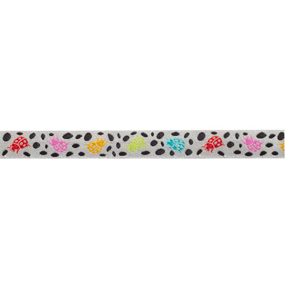 Spots on Spots Mango by Tula Pink - 1/2""