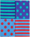 NEW!24 Fat Quarters Poms & Stripes Tula Pink