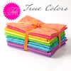 12 Mineral Fat Quarters Tula Pink True Colors