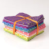 12 Hexy Fat Quarters Tula Pink True Colors