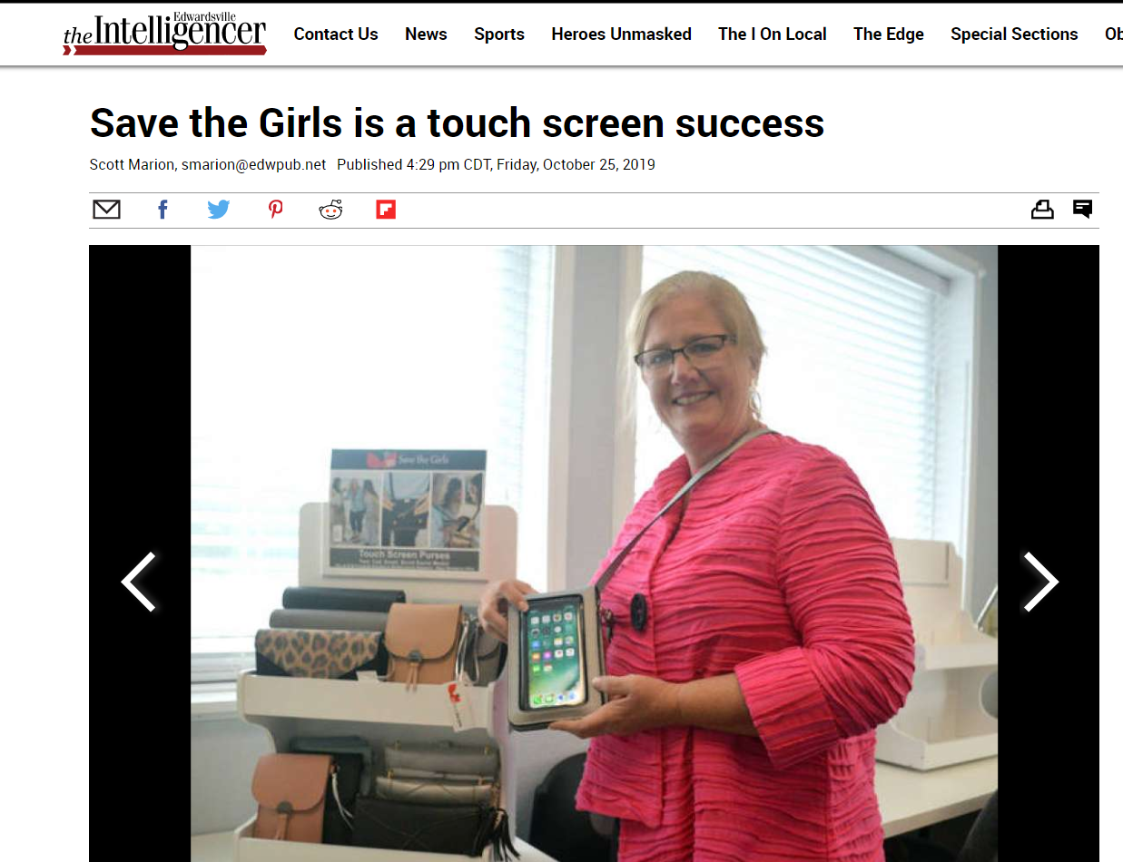 Save the Girls is a Touch Screen Success