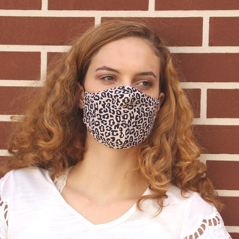 Animal Print Masks