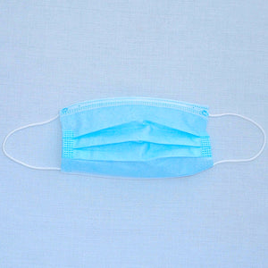 Disposable Face Masks (50 Pieces)