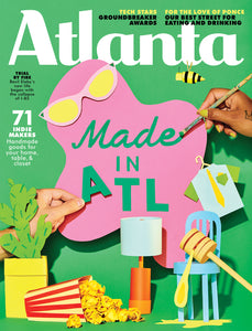Atlanta Magazine November Issue Feature!