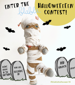 Enter our Halloween Contest!!