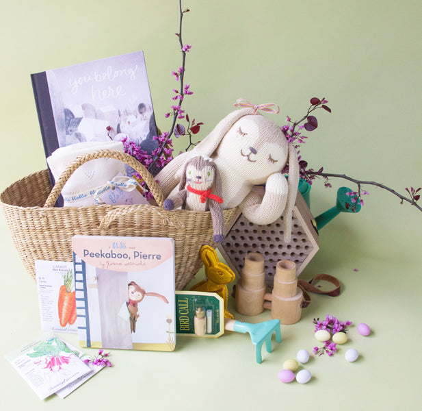 A Blabla Easter Basket for nature lovers like us!