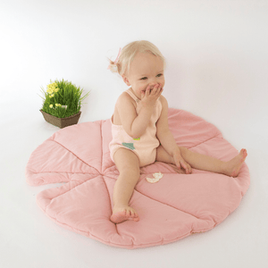 Lily Pad Play Pad Rose