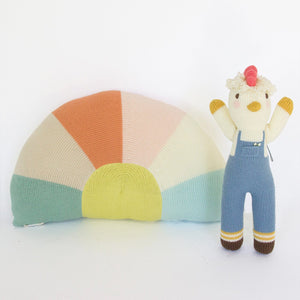 Sunrise Pillow
